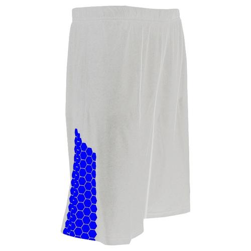 Short Neycomb Blanc