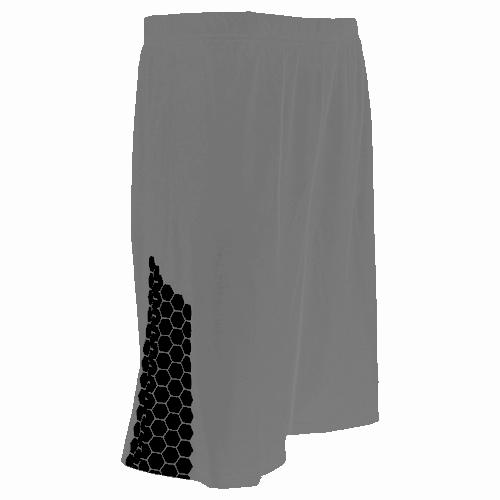 Short Neycomb Gris