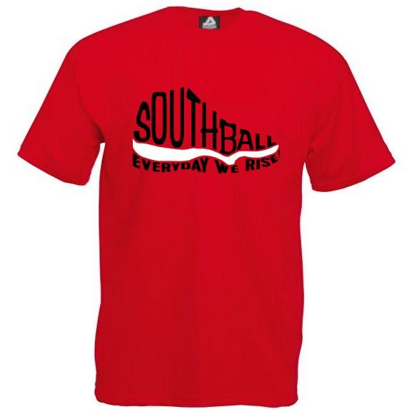 T-shirt Jump Rouge